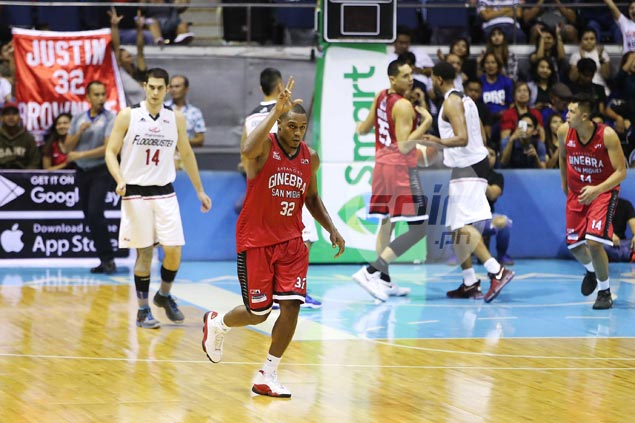Justin Brownlee unfazed as battle against bigger, tougher imports await in playoffs