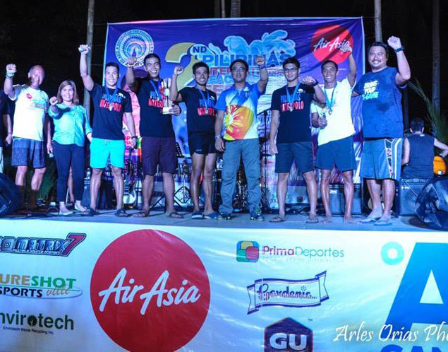 Turbo repeats over Envirotech to retain beach water polo title in Puerto Princesa