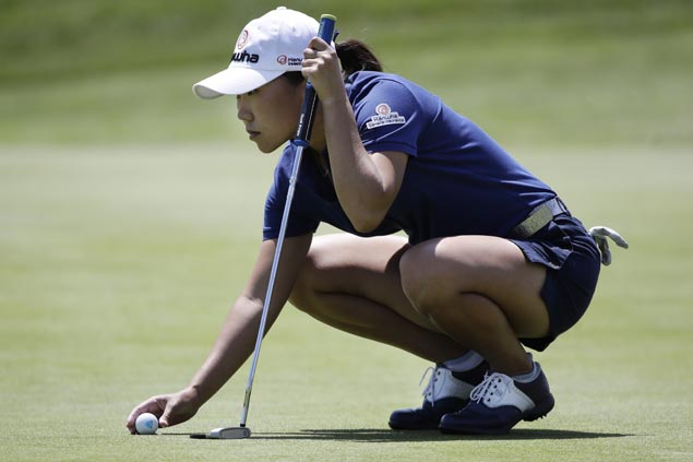 In Kyung Kim claims second LPGA title of the season with solid finish in Ohio