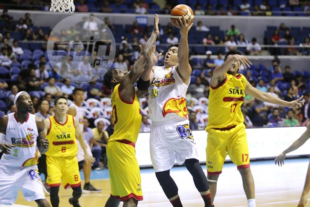 Beau Belga finds it unacceptable to see RoS lose to Star in its own fast-paced game