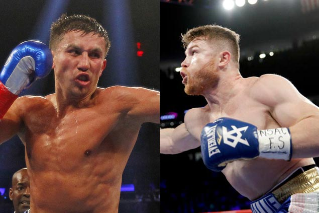 Canelo Alvarez vs Golovkin exactly the blockbuster fight fit for bright lights of Vegas