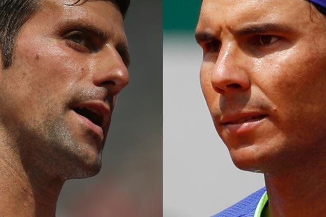 Nadal into semifinals as Carreno Busta retires