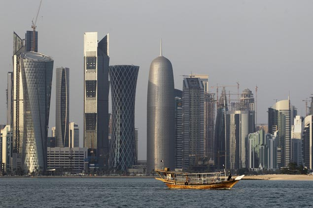 Top Emirati security official says Qatar 'crisis' will end if it gives up World Cup hosting