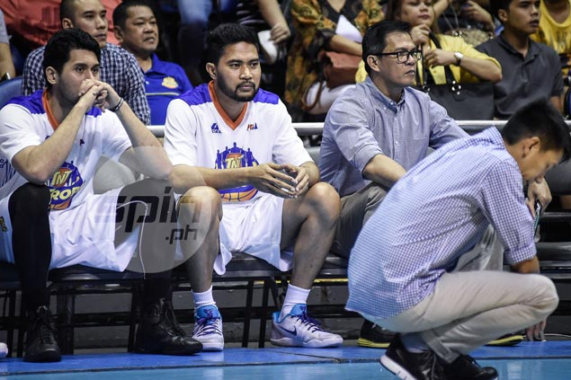 Ranidel de Ocampo vague on injury, but assures he'll play in do-or-die Game 3