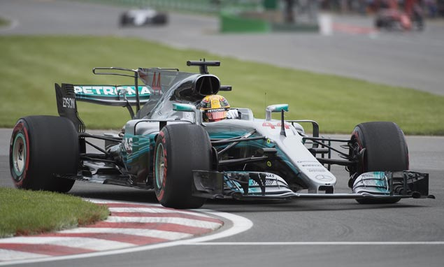 Lewis Hamilton takes Canadian GP pole to tie Ayrton Senna for second on all-time list with 65