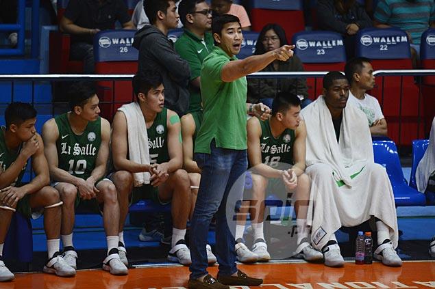 Loss to Eagles a hard pill to swallow for Archers coach Aldin Ayo: 'Ito yung mga talo na kumukurot'