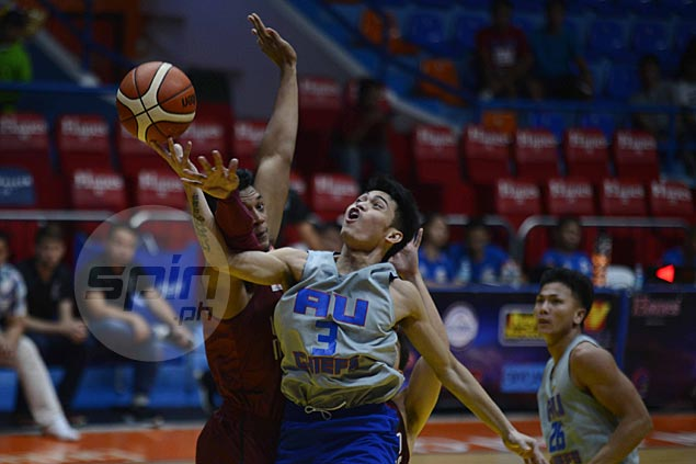 Arellano Chiefs down UP Maroons to end preseason stint on a bright note