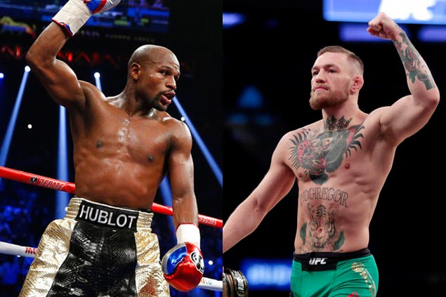 Floyd Mayweather coming out of retirement to fight UFC star Conor McGregor in boxing match on Aug. 26