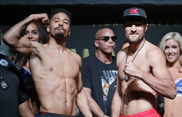 Andre Ward eager to clear up doubts when he takes on Sergey Kovalev again in title fight