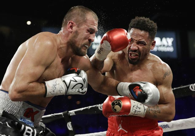 Andre Ward silences doubters with eighth-round stoppage of Sergey Kovalev in title rematch