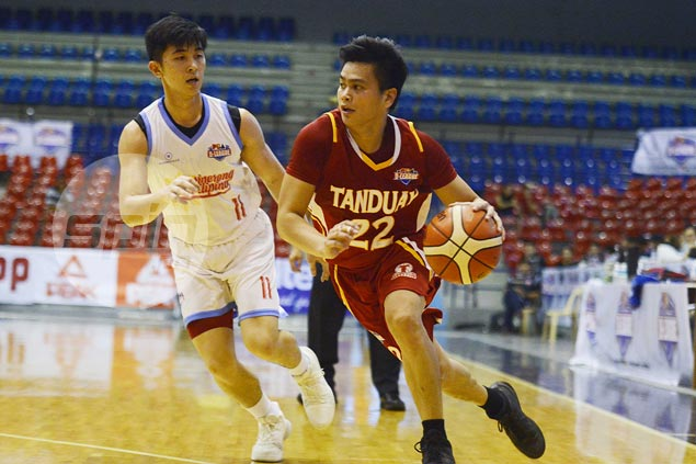 Tanduay Rhum returns from long break to beat Marinerong Pilipino
