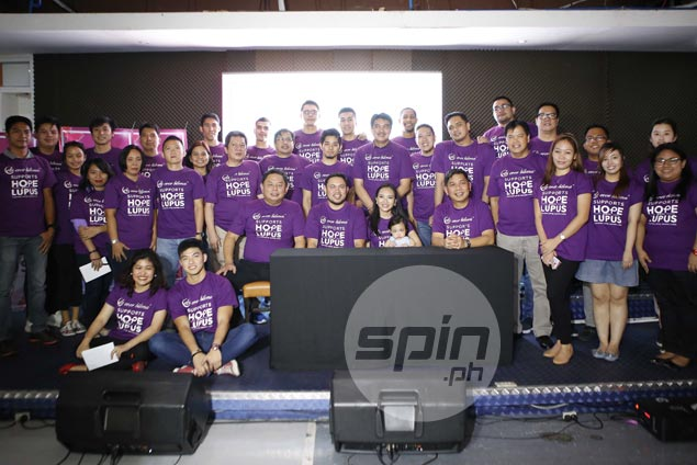 Blackwater puts 'Hope for Lupus' logo on jerseys to raise awareness for rare disease