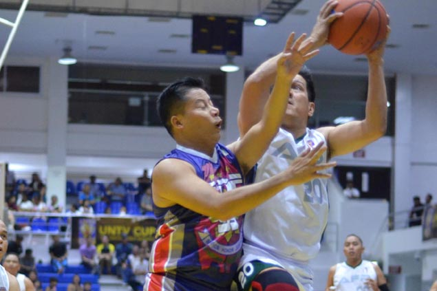 DOJ, Judiciary dispatch separate foes to complete UNTV Cup semis cast