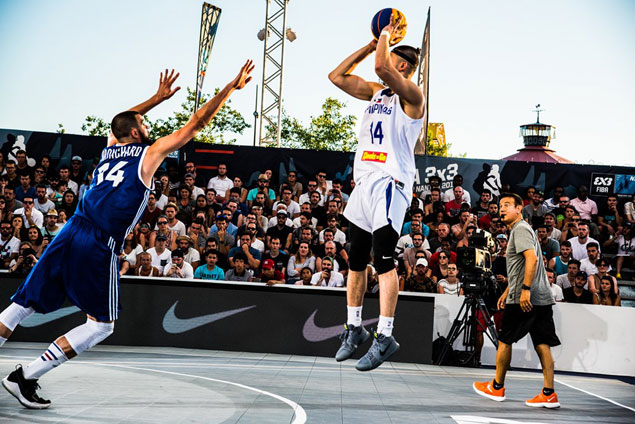 PH win over Romania proves 'we belong' in Fiba 3x3 World Cup, says Kiefer Ravena