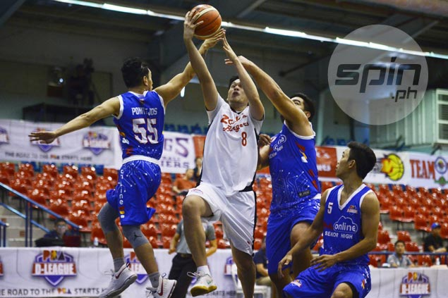 Breakthrough D-League win makes Zark's Burger Jawbreakers hungry for more wins
