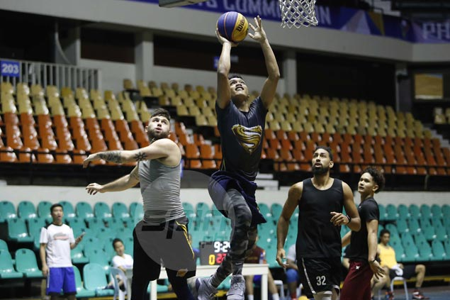 Controversial NU Bulldogs recruit Encho Serrano takes act to PH team in Fiba 3x3 Under 18