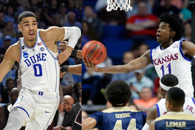 <span>Who's No. 3? NBA draft intrigue begins after Fultz, Ball</span>