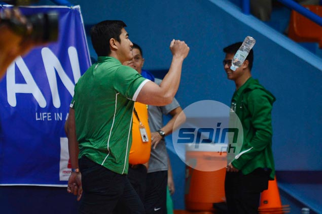 Aldin Ayo hits out at questionable calls from refs after La Salle close call vs Lyceum