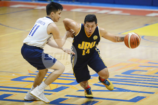 San Beda had a game plan against JRU star Teytey Teodoro - and executed it to perfection