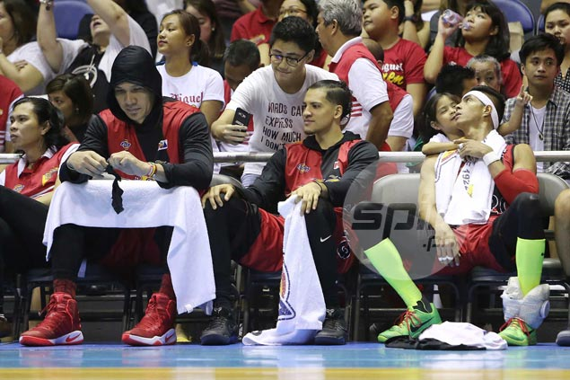 Marcio Lassiter continues to fire blanks in PBA Finals, but teammates not worried