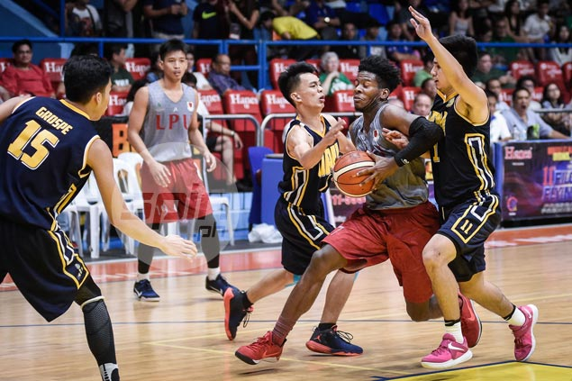 Lyceum gets boost ahead of NCAA, scores wire-to-wire win over JRU for third place in preseason tilt