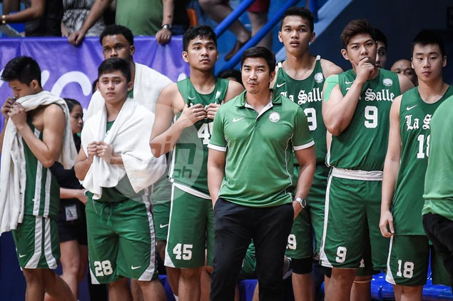 Ayo admits La Salle discard Bolick's game-winner adds a little more sting to finals loss