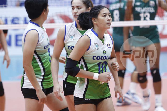 Former Lady Eagle Marge Tejada spreads wings again after overcoming heart ailment