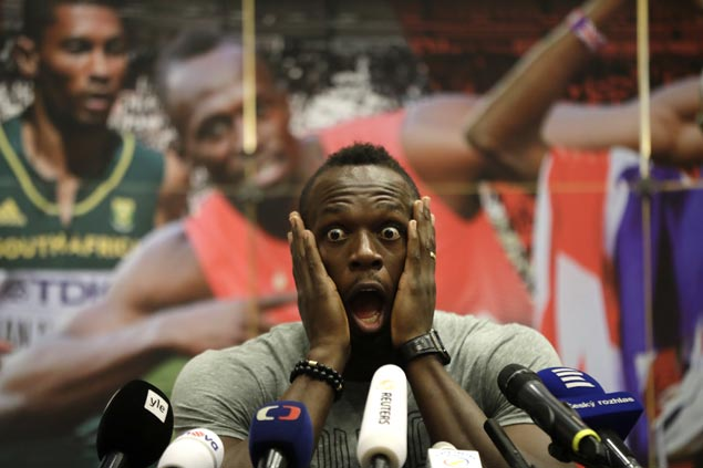 Usain Bolt excited to see who's going to be the next sprint king