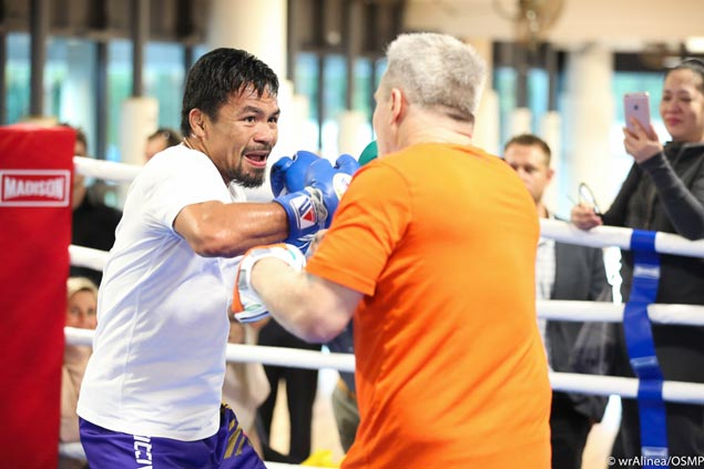 Pacquiao insists no problem with Roach, addresses issue on trainer's unpaid salary