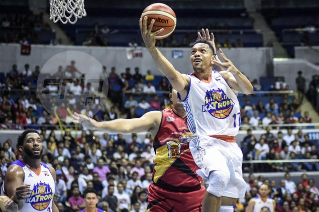Jayson Castro lives up to his words with huge bounce back in Game Four win