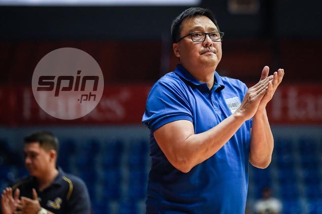 Meneses seeks to toughen up young JRU bench to carry fine preseason form into NCAA Season 93