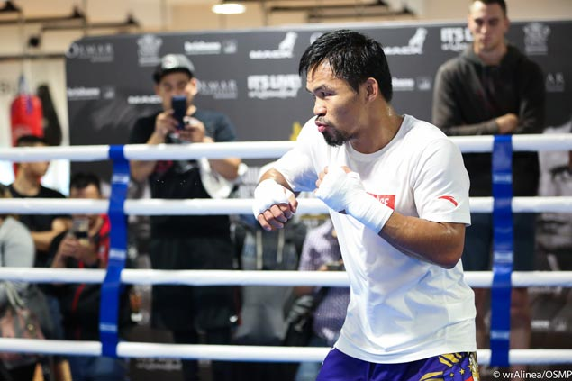 Pacquiao vs. Horn odds: Manny Pacquiao clear betting favorite for Brisbane matchup
