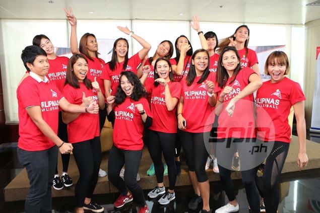 Philippine women's volley team downs Okayama Seagulls' third team in straight sets