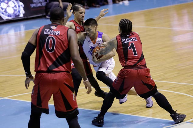 After breakout performance, Kris Rosales ready to fire if called upon in Game 6