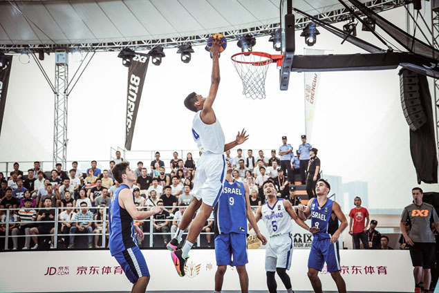 Tall, athletic and eager to learn, youngsters like AJ Edu paint bright future for PH basketball