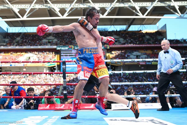 WBO grants request for review of Pacquiao-Horn fight but insists controversial result stands