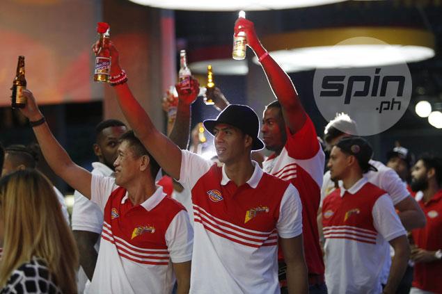Arwind Santos on SMB championship bonus: 'Yung ngiti namin, may dimples na'