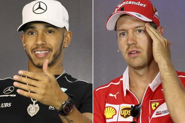 Lewis Hamilton accepts Sebastian Vettel apology but rues lack of punishment for Baku incident
