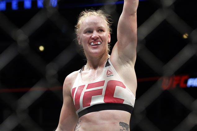 Valentina Shevchenko confident of toppling Amanda Nunes this time with five-round title match in UFC 213