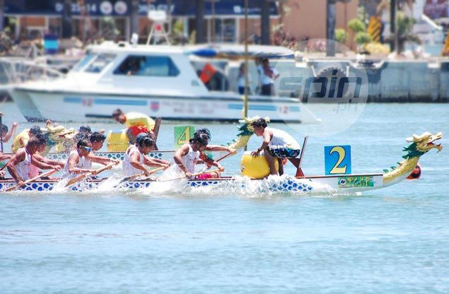 Philippines breaks world record on way to four-gold haul in Taiwan Dragon Boat meet