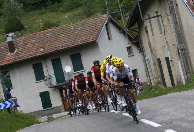 Lilian Calmejane claims stage win in his first Tour de France, takes lead in climbers classification