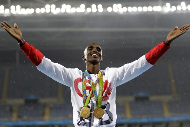 Mo Farah responds to doping issues after leaked IAAF file: 'I will never ever fail a drugs test'