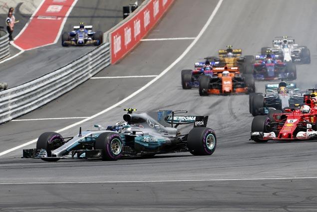 Valtteri Bottas tops Austrian GP as Sebastian Vettel extends F1 lead over Lewis Hamilton