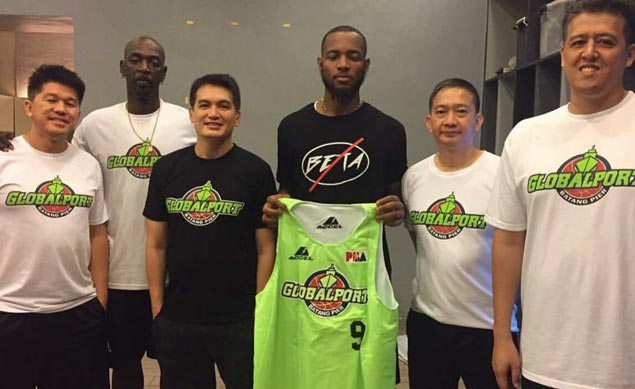 Globalport taps Joshua Smith's former teammate at Georgetown as import