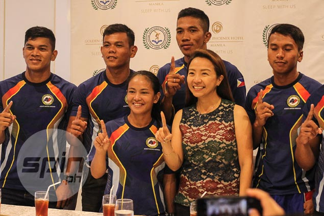 Philippine dragon boat team eye 'five to six' medals in 2018 Asian Games