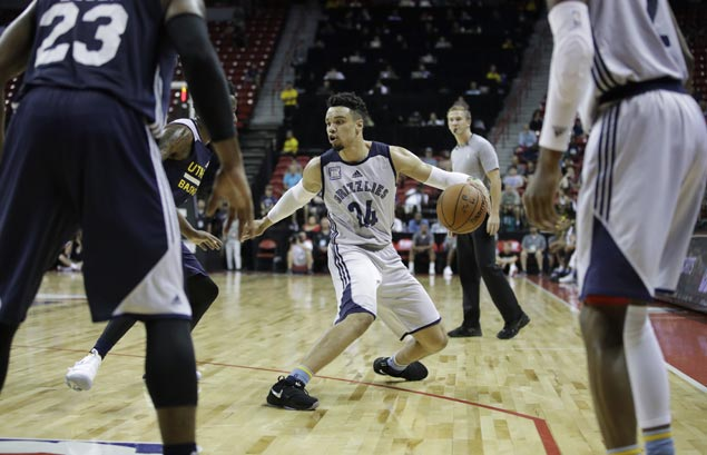 Dillon Brooks takes charge as Grizzlies nip Jazz in OT, overcome Donovan Mitchell's 37-point night