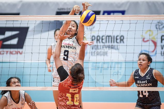 Seldom-used rookie Chiara Permentilla repays coach's trust with breakout game for Adamson