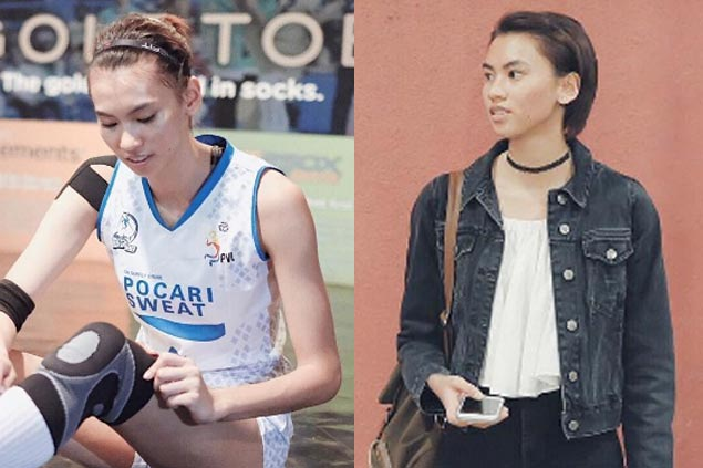 Spiker Jessey de Leon seeks perfect balance as she pursues dream to be architect