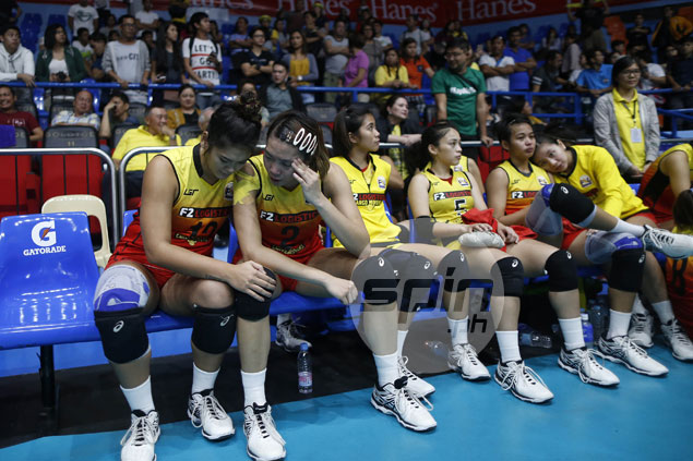 Aby Marano says heartbreaking finals loss serves as fuel to F2 Logistics fire for next conference