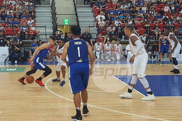 Shaky Gilas outlasts Japan in Jones Cup